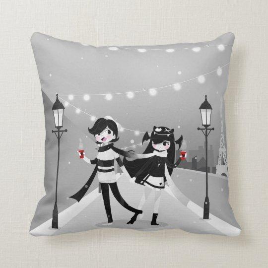 Winter Love Cushion