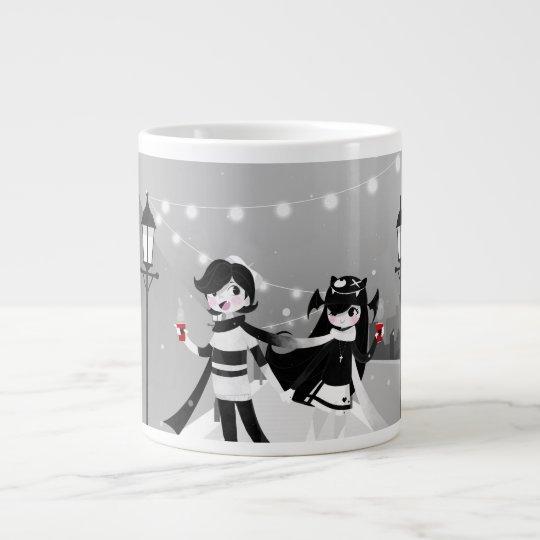Winter Love Large Coffee Mug