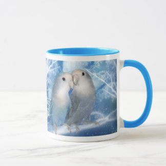 Winter Love Mug