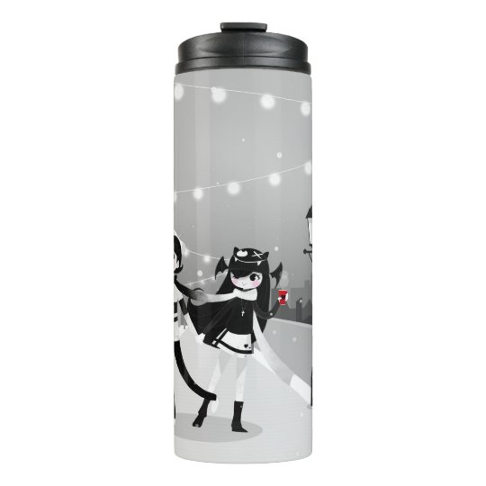 Winter Love Thermal Tumbler