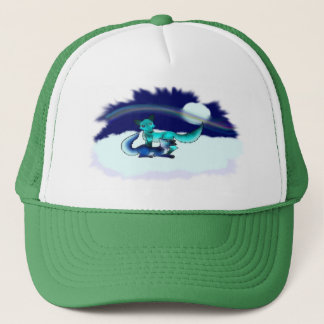 Winter love trucker hat