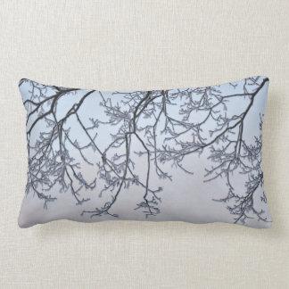 Winter magic lumbar cushion