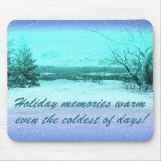winter Memories  mousepad