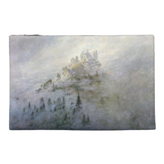 Winter Mist on the Mountain Travel Accessory Bag