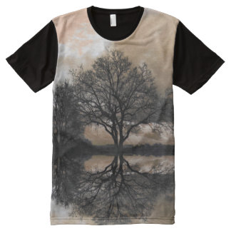 Winter Morning All-Over Print T-Shirt