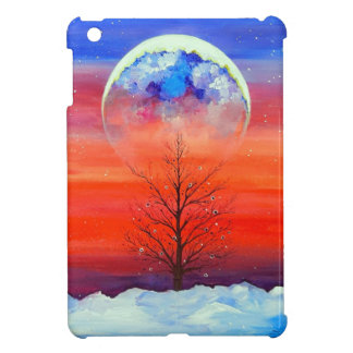 Winter Morning iPad Mini Cover