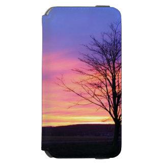 Winter Morning Sunrise Incipio Watson™ iPhone 6 Wallet Case