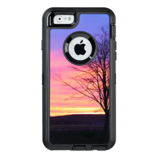 Winter Morning Sunrise OtterBox Defender iPhone Case
