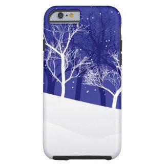 Winter Night Tough iPhone 6 Case