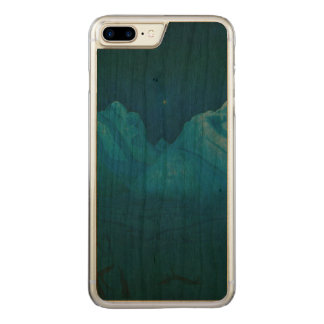 Winter Night in the Mountains Carved iPhone 8 Plus/7 Plus Case
