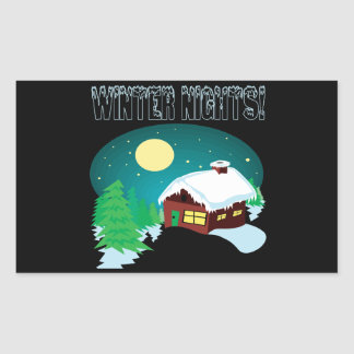 Winter Nights 2 Stickers