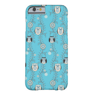 Winter Owls iPhone 6 ID Barely There iPhone 6 Case