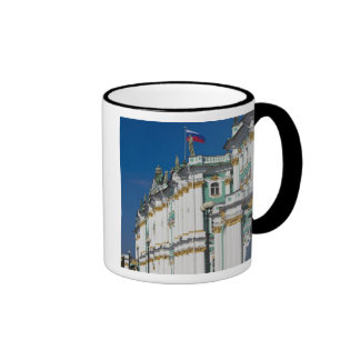 Winter Palace and Hermitage Museum Ringer Mug