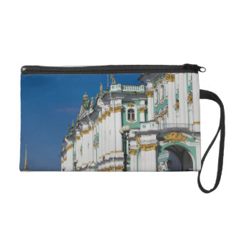 Winter Palace and Hermitage Museum Wristlet Clutch