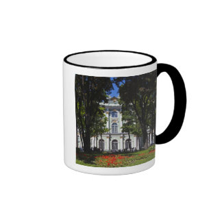 Winter Palace, Hermitage Museum, exterior Ringer Mug