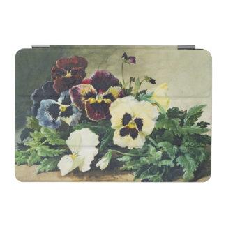 Winter Pansies, 1884 iPad Mini Cover