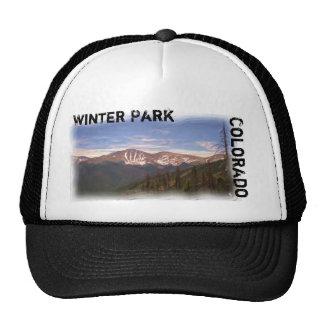 Winter Park Colorado hat