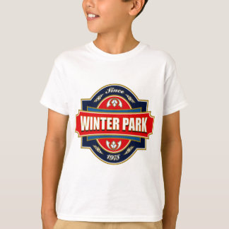 Winter Park Old Label T-Shirt