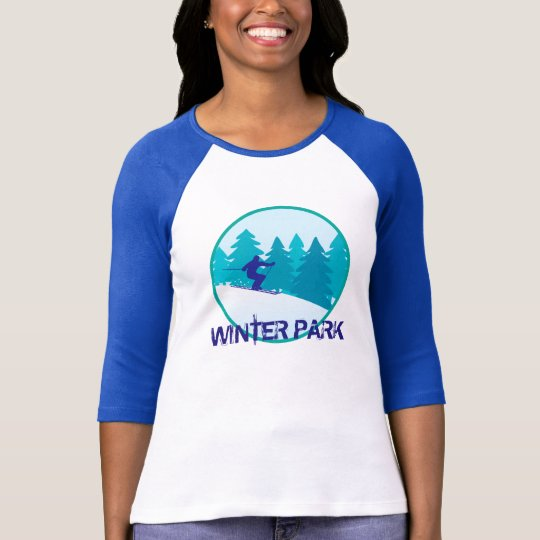 Winter Park Skier T-Shirt