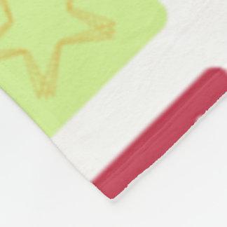 Winter Pattern Fleece Blanket