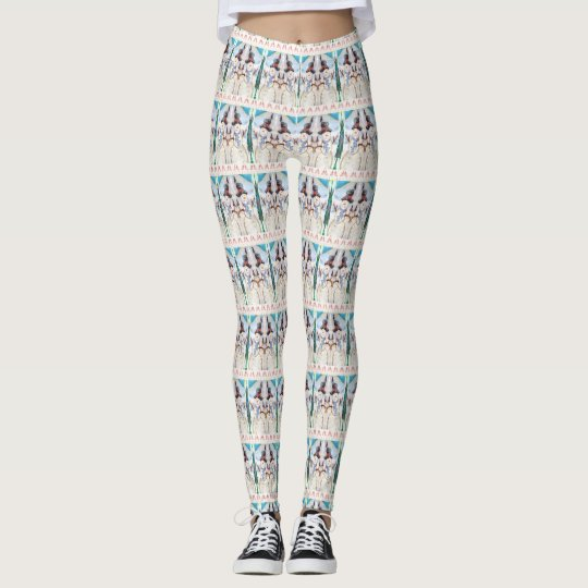 Winter Pattern Leggings