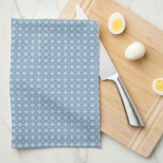 Winter Pattern Tea Towel