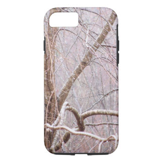 Winter phone case