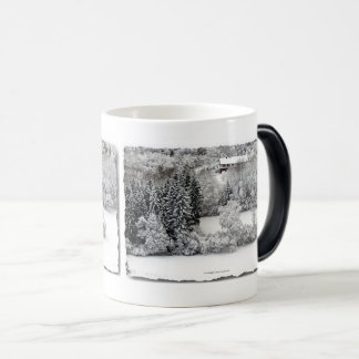 Winter - Photography Jean Louis Glineur Magic Mug