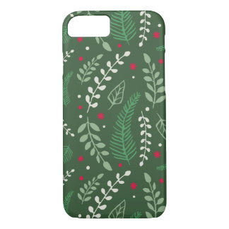 Winter Pine | Holiday iPhone 8/7 Case
