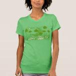 Winter Pines Tee Shirts
