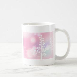Winter, Pink, Christmas Coffee Mug