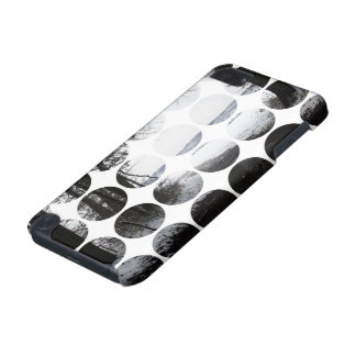 Winter Polka Dots Forest Archway iPod Touch 5G Cases