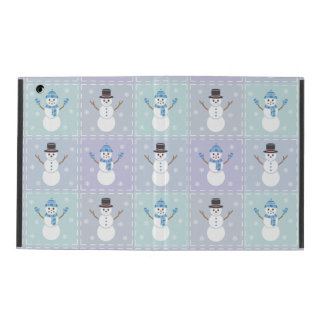Winter Quilt iPad Powis Case