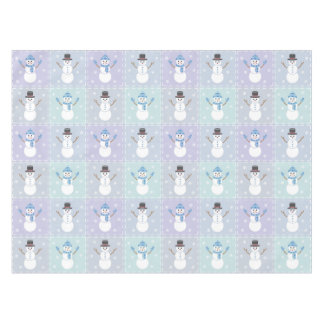 Winter Quilt Tablecloth