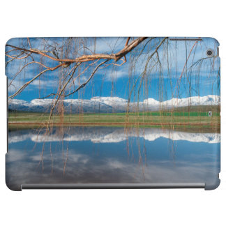 Winter Reflections. Ceres, Boland District iPad Air Case