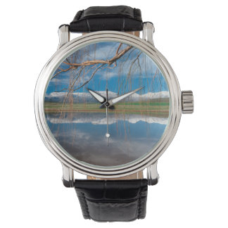 Winter Reflections. Ceres, Boland District Wristwatches