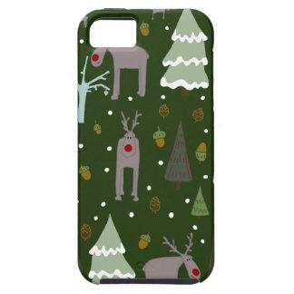 Winter Reindeer iPhone 5 Covers
