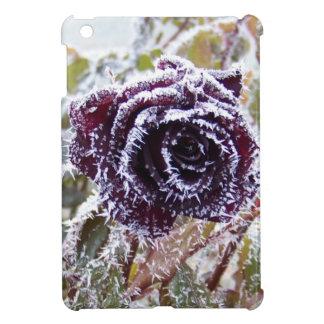 Winter Rose2 iPad Mini Cover
