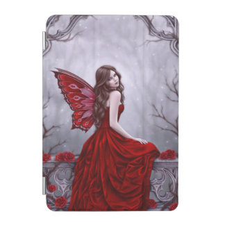Winter Rose Butterfly Fairy iPad Mini Case iPad Mini Cover