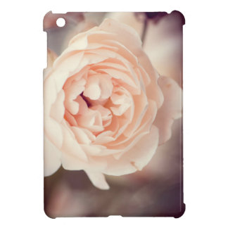 Winter rose cover for the iPad mini