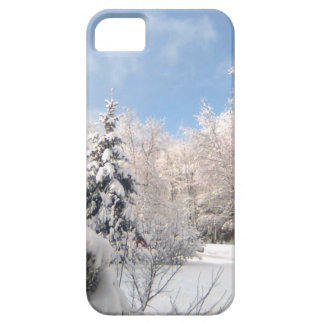 Winter Scene Case For The iPhone 5