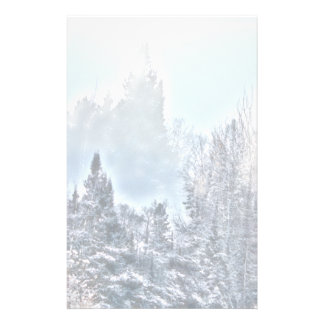 Winter Scene 14 Cm X 21.5 Cm Flyer