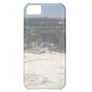 Winter scenery iPhone 5C case