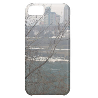 Winter scenery cover for iPhone 5C
