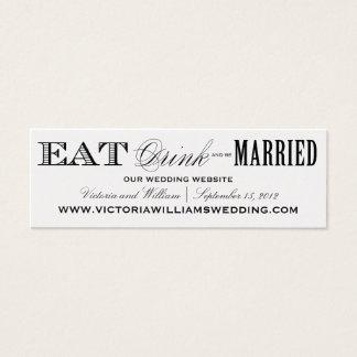 WINTER SHIMMER EDITION | WEDDING WEBSITE CARDS