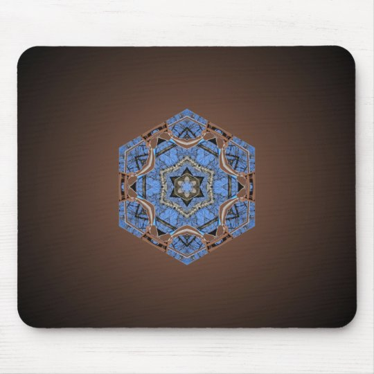 Winter Sky Mouse Pad