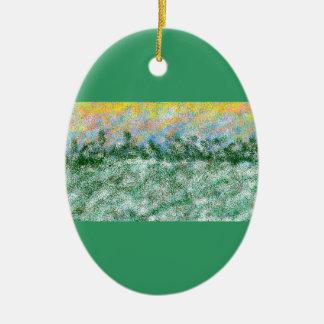 Winter Sky Ornament