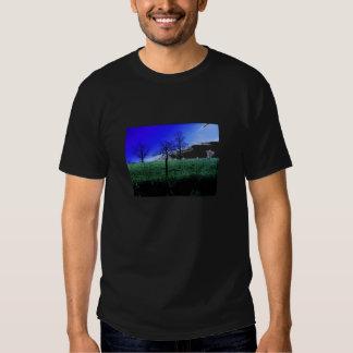Winter sky tshirts