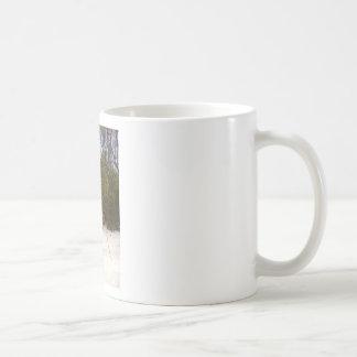 Winter Sled Basic White Mug
