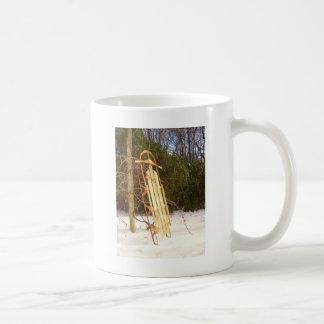 Winter Sled Mug